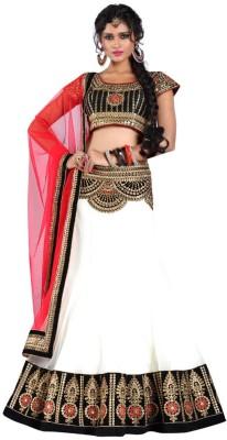 Style Sensus Self Design Women's Lehenga, Choli and Dupatta Set