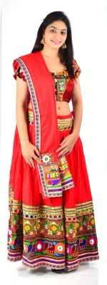 Styleincraft Embroidered Women's Ghagra, Choli, Dupatta Set