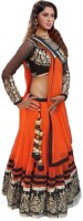 Rajeshwar Fashion Chaniya, Ghagra Cholis - Rajeshwar Fashion Embroidered Women's Lehenga Choli(Stitched)