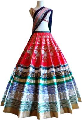Shreeji Fashion Embroidered Women's Lehenga Choli