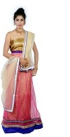 Kaalindi Chaniya, Ghagra Cholis - Kaalindi Embroidered, Self Design Women's Lehenga, Choli and Dupatta Set(Stitched)