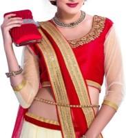 Bollyloune Chaniya, Ghagra Cholis - Bollyloune Embroidered Women's Ghagra, Choli, Dupatta Set(Stitched)