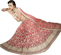 Vise Chaniya, Ghagra Cholis - VISE Embroidered Women's Lehenga, Choli and Dupatta Set(Stitched)