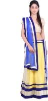 Geroo Chaniya, Ghagra Cholis - Geroo Embellished Women's Lehenga, Choli and Dupatta Set(Stitched)