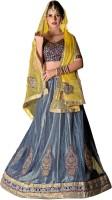 Parisha Chaniya, Ghagra Cholis - Parisha Embroidered Women's Lehenga Choli(Stitched)