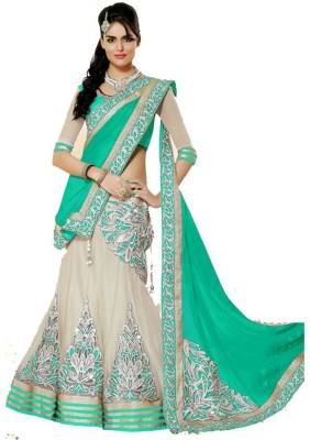 Hari Krishna Enterprise Embroidered Women,s Lehenga Choli