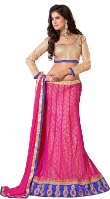 Hitansh Fashion Embroidered Women,s Lehenga, Choli and Dupatta Set