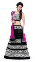 Go4fashion Chaniya, Ghagra Cholis - Go4fashion Embroidered Women's Lehenga Choli(Stitched)