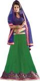 V-Karan Embroidered Women's Lehenga, Cho...