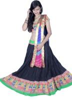 Soha Chaniya, Ghagra Cholis - Soha Embroidered Women's Lehenga Choli(Stitched)