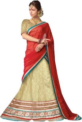 Kanheyas Embroidered Women's Lehenga, Choli and Dupatta Set