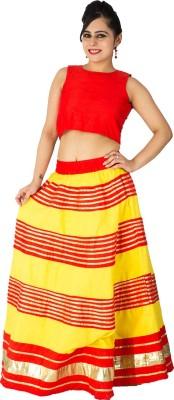 Style Nagri Solid Women's Lehenga Choli