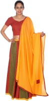 Rajrang Chaniya, Ghagra Cholis - Rajrang Paisley Women's Lehenga Choli(Stitched)