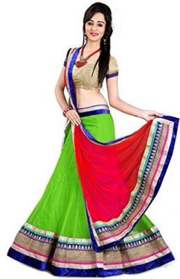 Styles Clothing Embroidered Women's Lehenga, Choli and Dupatta Set