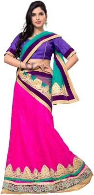 Aasvaa Self Design Women's Lehenga Choli