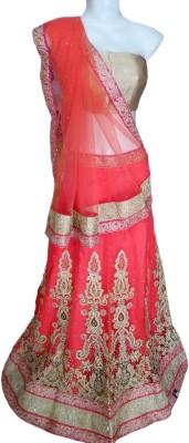 Shubh Avasar Embroidered Women's Lehenga, Choli and Dupatta Set