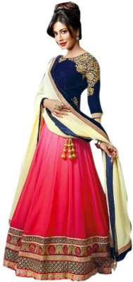 edeal online Embroidered Women,s Lehenga Choli