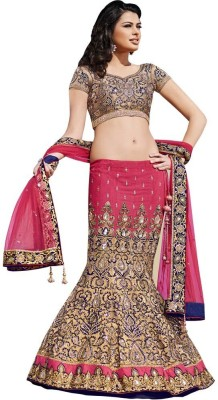 SWATHI Self Design Women's Lehenga Choli