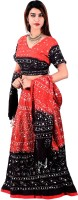 Ceil Chaniya, Ghagra Cholis - Ceil Embroidered A line
