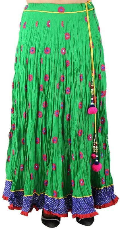 ARYA The Design Gallery Embroidered Kalidar Lehenga