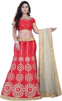 Sanskarfashion Chaniya, Ghagra Cholis - sanskarfashion Embroidered bollywood lehenga
