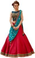 Dwine Chaniya, Ghagra Cholis - DWINE Embroidered Anarkali Lehenga