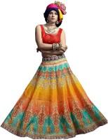 Fashion Galleria Chaniya, Ghagra Cholis - FASHION GALLERIA Printed Digital Printed