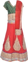 Kuddle Kid Chaniya, Ghagra Cholis - Kuddle Kid Embellished Lehanga