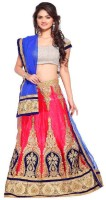 Rudra Fashion Chaniya, Ghagra Cholis - Rudra Fashion Embroidered Women's Ghagra Choli(Stitched)