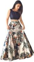Ambe Fashion Chaniya, Ghagra Cholis - ambe fashion Printed designer