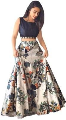 ambe fashion Printed designer at flipkart