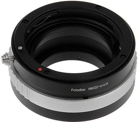 Fotodiox Inc. 10LANIKG-M43 Mechanical Lens Adapter