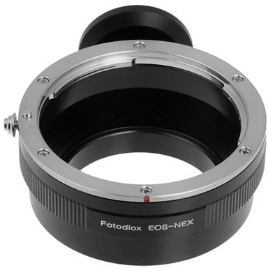 Fotodiox Inc. 10LAEOS-NEX Mechanical Lens Adapter