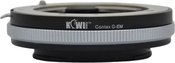 JJC Kiwifotos Contax G-EM Mechanical Lens Adapter
