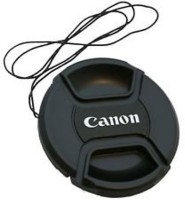 Canon LC-58mm replacement Center Pinch For 18-55mm Lens With Thread  Lens Cap(58 mm)