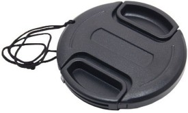 JJC LC-58 Snap On Cap 58mm Lens Cap(Black, 58 mm)
