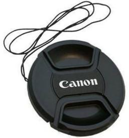 Msi 58MM SAFTEY LENS FILTER CAP FOR CANON EOS 18-55MM 1100D 500D 5D 450D 600D 58MM  Lens Cap