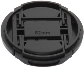 Saihan 52 mm Center Pinch Cover with String  Lens Cap