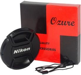 Ozure P67N Lens Cap(Black, 67 mm)