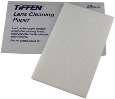 Tiffen Cleaning Paper Tissue Sheets Lens Cleaner(50 ml)
