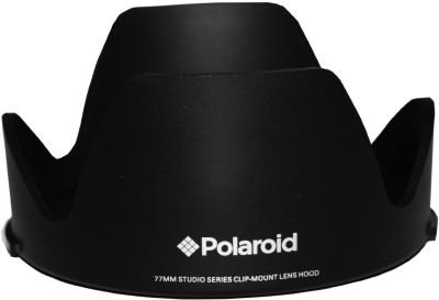 Polaroid PLLHCM-109  Lens Hood(Black) at flipkart