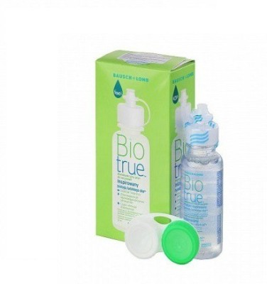Bausch & Lomb BIOTRUE MULTIPURPOSE SOLUTION Cleaning Solution(60 ml)