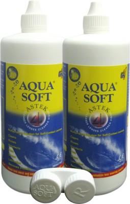 Aqua Soft Sensitive Eyes Multi Purpose Lens Solution