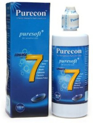 Purecon Puresoft 140ml Cleaning Solution(140 ml)