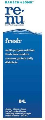 Bausch & Lomb Renu Fresh Multi-Purpose Solution