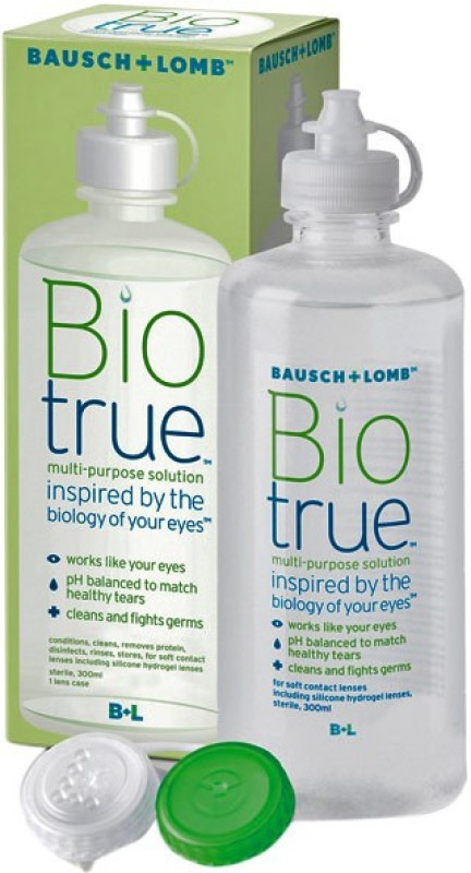Bausch & Lomb Biotrue Cleaning Solution(300 ml)