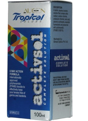 ActivSol 6 Way Action formula 100ml. Multi-purpose Cleaning Solution(100 ml)