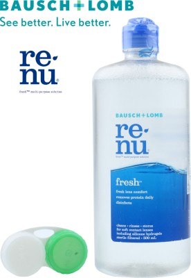 Bausch & Lomb Fresh Cleaning Solution(500 ml)