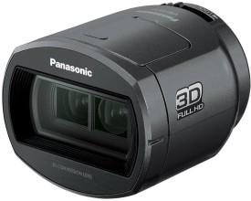 Panasonic VW-CLT2 3D Conversion Lens Lens(Gray, 0)