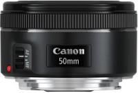 Canon EF 50 mm f/1.8 STM  Lens(Black, 50)